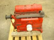 1959 Ford 841 Tractor Running Engine 800