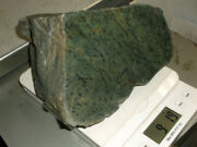 Jade Nephrite Edwards Wyoming Frogskin Old Stock Carving Jade 9.19 Pounds