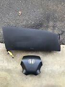 Honda Accord Bags Air Left And Right 6 Cylinder -2003-2004-2005-2006-2007
