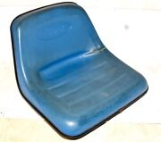1970s Ford Lgt-165 Garden Tractor Seat W Logo Jacobsen Riding Lawn Mower Part