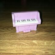 Replacement My Little Pony Purple Piano For Pony Princess Wedding Castle 98734