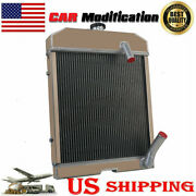 Nca8005 Tractor Radiator For Ford New Holland 501 600 601 700 701 800 801 901 Us