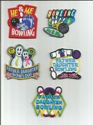 Girl/boy Scout/guides Patch/crest/badge Father/daughter Bowling Your Choice