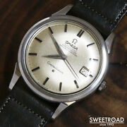 Omega Constellation Ref.168.001 Vintage Cal.561 Automatic Mens Watch Auth Works