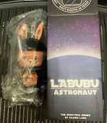 Labubu Astronaut Black Sts Limited Kasing Lung The Monsters Series