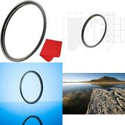 58mm X4 Uv Filter For Camera Lenses - Uv Protection Photography Filter With Lens