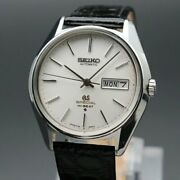 Seiko Grand Seiko 6156-8001 Vintage Overhaul Special Used Automatic Mens Watch