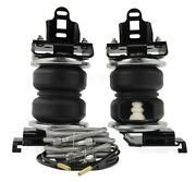 Air Lift Loadlifter 5000 Plus For 2019 Ram 1500 4wd W/stainless Steel Air Lines