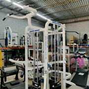 Champion Barbell All-in-one Cable Fitness Equipment Unit