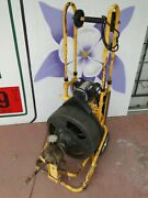 Cobra 3/4 In X 100 Ft Speedway Drain Cleaning Cleaner Sewer Auger Machine St-600