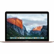Apple Macbook Mmgl2e/a 12-inch Laptop With Retina Display 1.1ghz Dual Core