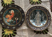 Villeroy And Boch Russian Fairy Tales Heinrich Collector Plates Lot Of 12 - Coa