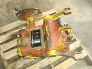 1964 International Ih B414 Gas Tractor 3pt Lift Top Cover Assembly