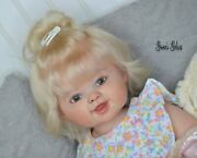 Ready To Ship Reborn Toddler Doll Baby Girl Catalina By Ping Lau Mohair