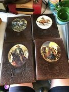 Lot Of 4 Time Life The Old West Pioneers Miners Gunfighters Cowboys