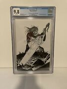 God Country 1 Virgin Sketch Variant Cgc 9.8 Super Rare And Htf - Ghost Book