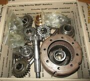Vintage Early Ferrari Clutch Stack And Transmission Parts, Wow Look 12 Pix, Fs