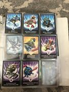 Topps Skylanders Giants  Lot Of 150 Plus Trading Cards Several Bit Pictured