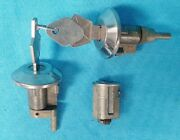 New Mopar 1957 To 1963 Dodge Truck Door And Ignition Lock Set Andndash New Old Stock