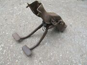 1955 56 1957 Chevy Brake Clutch Pedal Assembly Standard 3 / 4 Speed