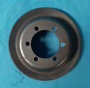 New Mopar 1969 To 1971 Dodge Or Plymouth Hemi Performance Lower Crank Pulley