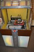Ami D-80 Music Jukebox Classic Vintage 1950s Collectable 1951 Great Sound Nm Mt
