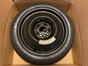 13-19 Nissan Sentra Temporary Emergency Compact Spare Tire Wheel T125/70r16