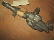 Oliver Tractor 1655,1750,1850,1755,1855,1950t,1955 Brand New Engine Oil Pump Nos