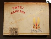 Sweet Caporal Truly Mild Truly Fresh Cigarette Tin 2a
