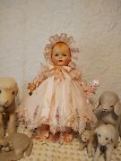 Antique Vintage 22 Composition And Cloth Effanbee Signed Sugar Baby Doll💞