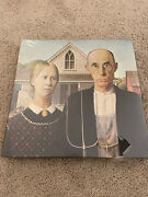 Vintage Springbok American Gothic 500 Piece Jigsaw Puzzle New And Sealed Htf