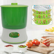 Intelligent Bean Sprouts Machine 3-layer Large Thermostat Green Seeds Growing