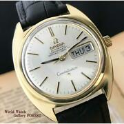 Omega Constellation Cal.751 Ref.168 019 Antique Self-winding Menand039s Watch [b0705]