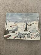 Vintage Springbok Grey Day 500 Piece Jigsaw Puzzle Complete 1973 Hard To Find