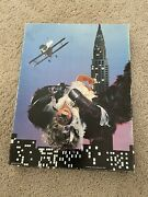 Vintage Springbok King Kong Goes Ape Over Miss Piggy 500 Piece Jigsaw Puzzle '78