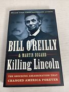 Killing Lincoln The Shocking Assassination...by Bill O'reilly And Martin Dugard