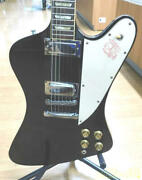 Orville By Gibson Firebird Electric Guitar W/soft Case Free Shipping Jp