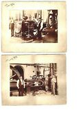 1886 Original Anthony Kuhn Old Brewery Photographs St. Louis Beer Rare Pictures