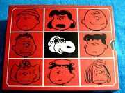 ✅lot Of 10 Complete Peanuts Books With One Boxed Set✅charlie Brown✅snoopy✅oop✅