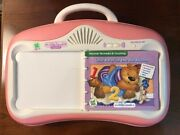 Leap Frog Baby Little Touch Leap Pad With Original Book And 3 Additional Books