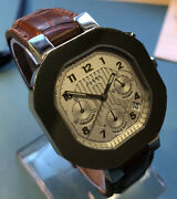 Clerc Geneve Hydroscaph Diver Chronograph. 37j Automatic. Limited 049/149 Mens