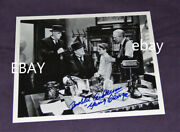 It's A Wonderful Life Rare Photo Signed Bobbie Anderson Young George Classic