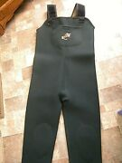 Caddis Wading Systems Boot Foot Waders Neoprene Nylon Size Small Men's