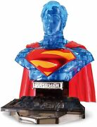 Beverly 72-piece Jigsaw Puzzle 3d Superman Clear