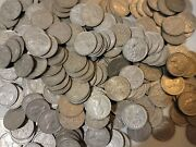 Lot Of 140 Lucky Wedding Sixpence Coins Great Britain 1953 -1967 Elizabeth Ii