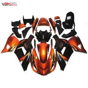 Motorcycle Abs Fairings For Kawasaki Zx14r 2006-2011 Injection Plastic Body Kit