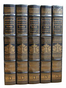 New Easton Press Aristotle Complete Works Limited Edition Leather Oxford 5v Set