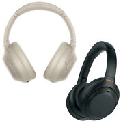 Sony Wh-1000xm4 Noise Cancelling Wireless Over-ear Headphones - Choose Color