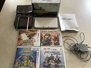 Nintendo 3ds Xl Fire Emblem Fates Limited Edition With Games And Case Bundle