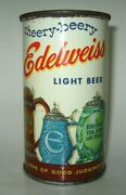 Old Edelweiss Cheery-beery Beer Can Chicago Illinois